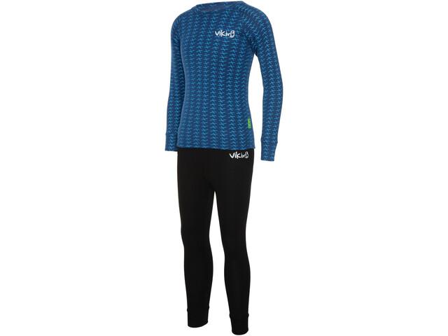 Viking Europe Nino Underwear Set Kids blue black